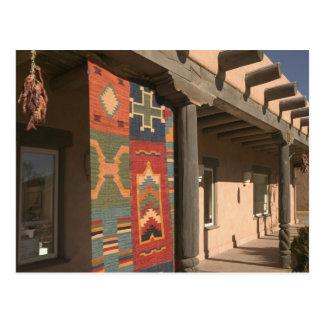 Los E.E.U.U., New México, Taos: Equipo de la galer Tarjeta Postal
