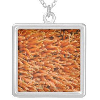 Los E.E.U.U., New York City, zanahorias para la Collar Plateado
