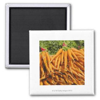 Los E.E.U.U., New York City, zanahorias para la ve Imán Para Frigorifico