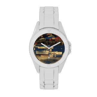 Los E.E.U.U., Norteamérica, Maine, Bernard, Reloj De Mano