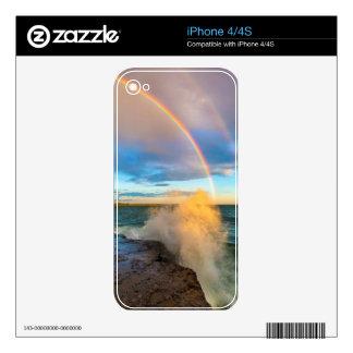 Los E.E.U.U., Nueva York, el lago Ontario, el Calcomanía Para iPhone 4S