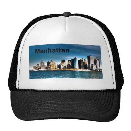 Los E.E.U.U. Nueva York Manhattan (St.K) Gorros