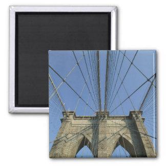 Los E.E.U.U., Nueva York, New York City, Brooklyn: Imán Cuadrado