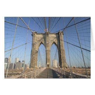 Los E.E.U.U., Nueva York, New York City, Brooklyn: Tarjeta De Felicitación