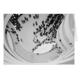 Los E.E.U.U., Nueva York, New York City: El Guggen Tarjetón