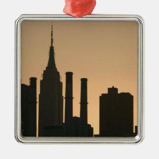 Los E E U U Nueva York New York City Manhattan Ornatos