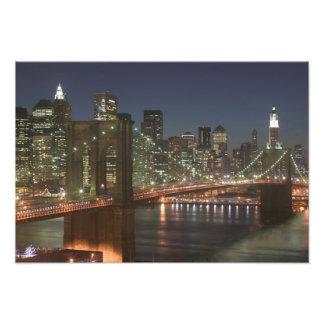 Los E.E.U.U., Nueva York, New York City, Manhattan Impresion Fotografica