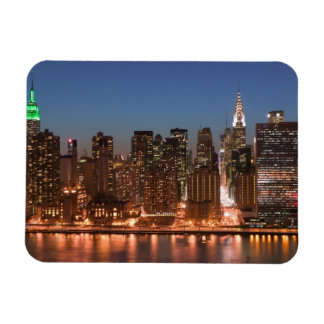 Los E.E.U.U., Nueva York, New York City, Manhattan Imanes