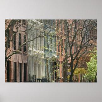 Los E.E.U.U., Nueva York, New York City, Manhattan Posters