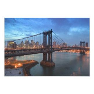 Los E.E.U.U., Nueva York, New York City, Manhattan Impresiones Fotográficas