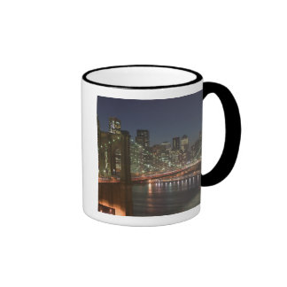 Los E.E.U.U., Nueva York, New York City, Manhattan Taza