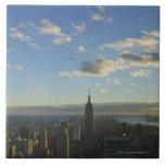 Los E.E.U.U., Nueva York, New York City, paisaje u Teja Ceramica