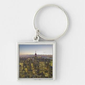 Los E.E.U.U., Nueva York, New York City, paisaje u Llavero Personalizado