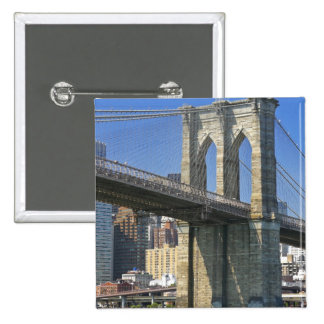 Los E.E.U.U., Nueva York, New York City. Puente de Pin