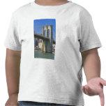 Los E.E.U.U., Nueva York, New York City. Puente de Camiseta