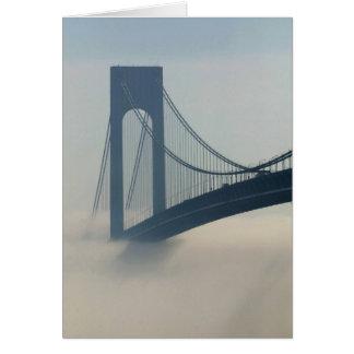 Los E.E.U.U., Nueva York, New York City, Staten Is Tarjeta De Felicitación