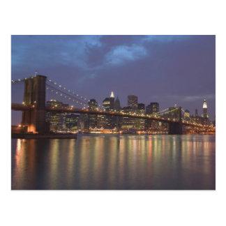Los E.E.U.U., Nueva York, New York City, Tarjetas Postales