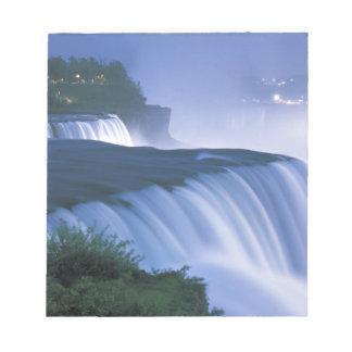 Los E.E.U.U., Nueva York, Niagara Falls. El americ Libretas Para Notas