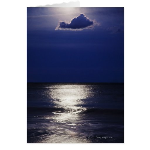 Los E.E.U.U., Nueva York, Queens, playa de Rockawa Tarjeta De Felicitación