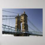 Los E.E.U.U., Ohio, Cincinnati: Suspensión 3 de Ro Impresiones