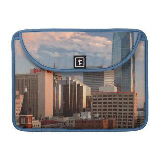 Los E.E.U.U., Oklahoma, Oklahoma City, ciudad Fundas Macbook Pro