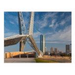 Los E.E.U.U., Oklahoma, Oklahoma City, Skydance Tarjetas Postales