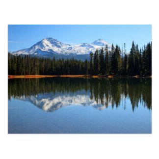 Los E.E.U.U., Oregon, bosque del Estado 2 de Postal