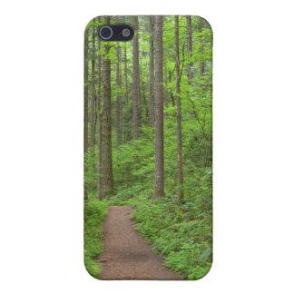 Los E.E.U.U., Oregon, garganta del río Columbia. iPhone 5 Carcasa