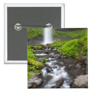 Los E.E.U.U., Oregon, garganta del río Columbia, L Pin Cuadrado