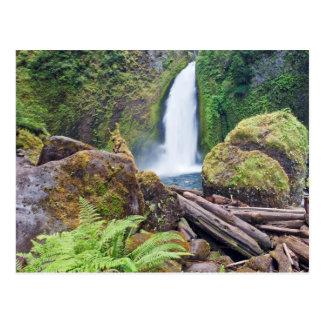 Los E.E.U.U., Oregon, garganta del río Columbia, Postales