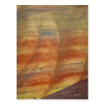Los E.E.U.U., Oregon, Mitchell, colinas pintadas, Postales