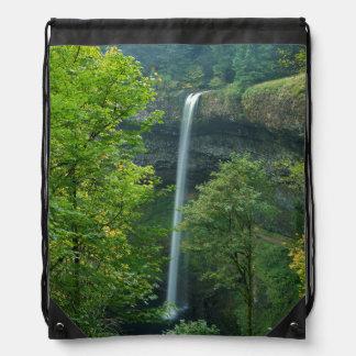 Los E.E.U.U., Oregon, plata caen parque de estado Mochilas
