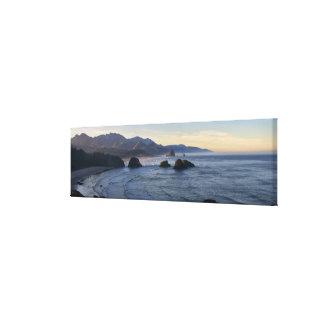 Los E.E.U.U., Oregon, playa 2 del cañón Impresion En Lona