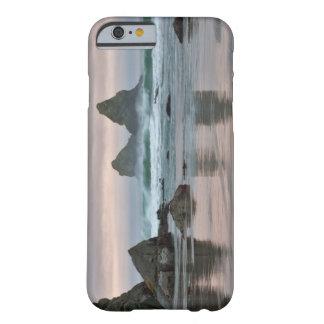 Los E.E.U.U., Oregon, playa de Bullards Funda De iPhone 6 Barely There