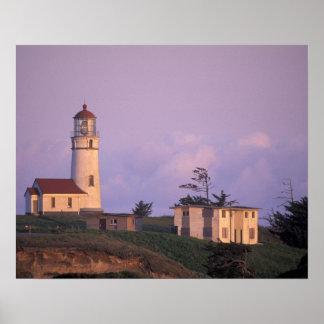 Los E.E.U.U., Oregon, región de Orford del puerto, Póster