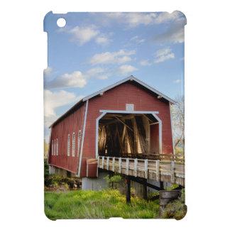 Los E.E.U.U., Oregon, Scio, puente de Shimanek