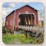 Los E.E.U.U., Oregon, Scio, puente de Shimanek Posavasos