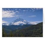 Los E.E.U.U., Oregon, vista de la capilla del sopo Felicitación