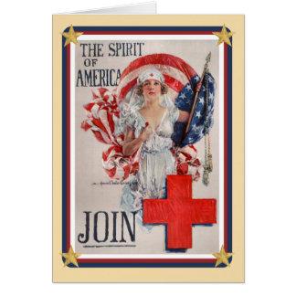 Los E.E.U.U. patrióticos - Únase a Tarjetas