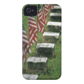 Los E E U U Pennsylvania Gettysburg Guerra civ Case-Mate iPhone 4 Fundas