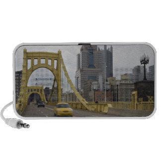 Los E.E.U.U., Pennsylvania, Pittsburgh. La 6ta cal Sistema Altavoz