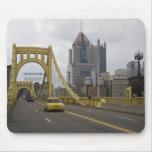 Los E.E.U.U., Pennsylvania, Pittsburgh. La 6ta cal Mouse Pad