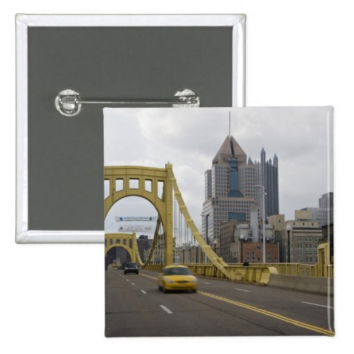 Los E.E.U.U., Pennsylvania, Pittsburgh. La 6ta cal Pins
