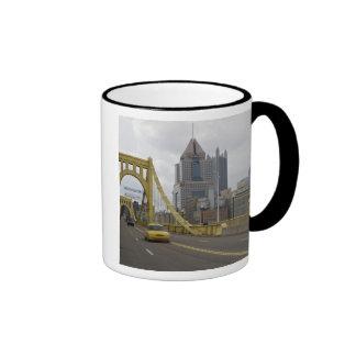 Los E.E.U.U., Pennsylvania, Pittsburgh. La 6ta cal Tazas De Café