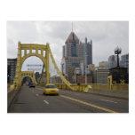 Los E.E.U.U., Pennsylvania, Pittsburgh. La 6ta Postales