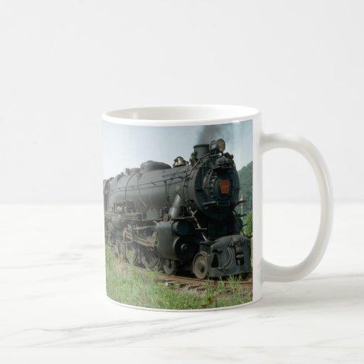 Los E.E.U.U., Pennsylvania RR 4-6-2 K4s Taza De Café