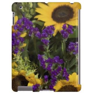 Los E.E.U.U., primer del centro de flores nupcial, Funda Para iPad