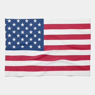 Los E.E.U.U. protagonizan la bandera americana Toallas