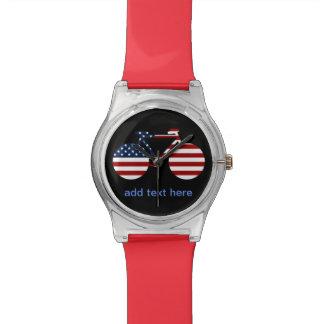 Los E.E.U.U. que completan un ciclo el texto perso Relojes