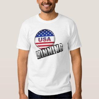 Los E.E.U.U. que ganan - camiseta Remeras